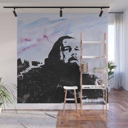 Leonardo DiCaprio -The revenant 2 Wall Mural