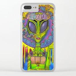 BAE: Before Alien Else Clear iPhone Case