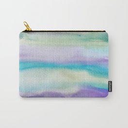 1    | 191215 | Abstract Watercolor Pattern Painting Carry-All Pouch