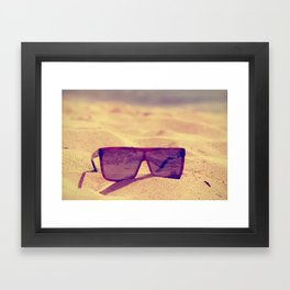 SPY  Framed Art Print