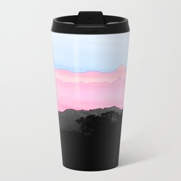 Illusion of Day Travel Mug