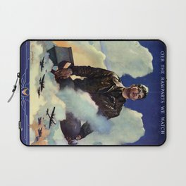 Over the Ramparts We Watch Laptop Sleeve