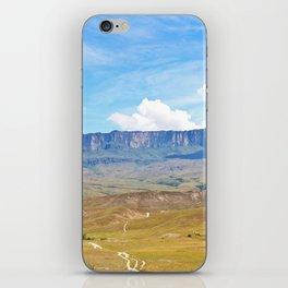 Roraima Tepuy iPhone Skin