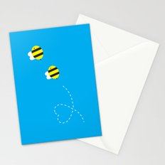 Bee in Love Stationery Cards