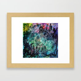 Effort as Offering Part 2 Framed Art Print