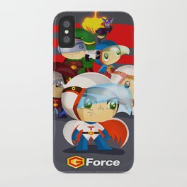 G force iPhone Case