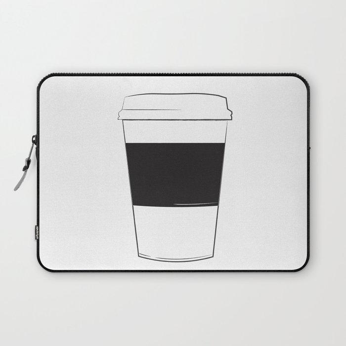 Morning Necessity Laptop Sleeve