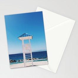 Anmwey Blue Stationery Cards