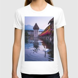Evenings in Lucerne T-shirt