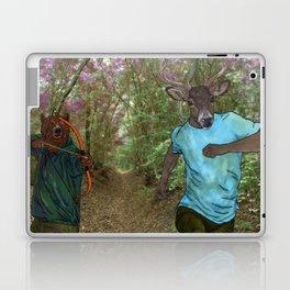 Bear Bow Hunting Laptop & iPad Skin