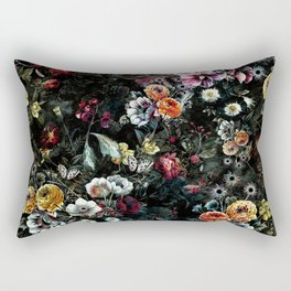 Night Garden XIV Rectangular Pillow
