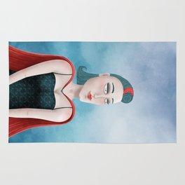 Dreamy Heroine Rug