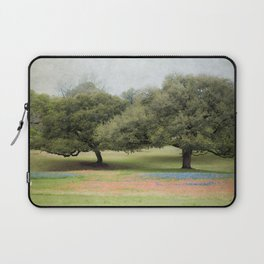 Hillcountry Bluebonnets Laptop Sleeve