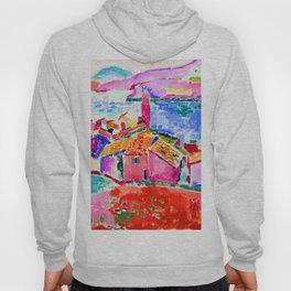 Henri Matisse Les toits de Collioure Hoody