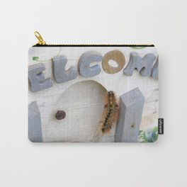 Welcome Friend  Carry-All Pouch