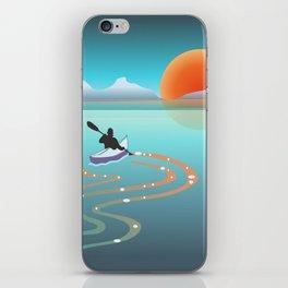 Exploring Crystal Cove iPhone Skin