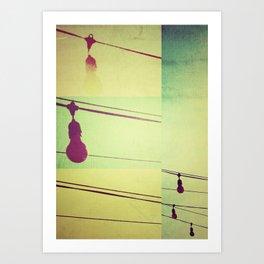 focos Art Print
