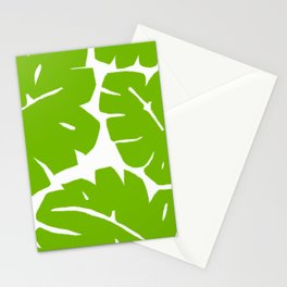 Jungle Leaf Stationery Cards
