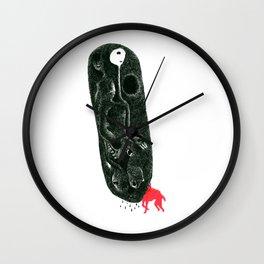 Pet gekiga Wall Clock
