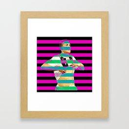 el mejor del mundo Framed Art Print
