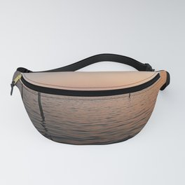 Live by the Currents Fanny Pack