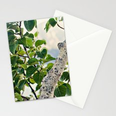 Under the Green Tree Stationery Cards