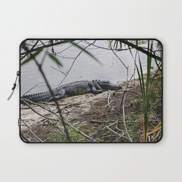 Alone in the Wild Laptop Sleeve