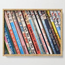 Beginner Books Serving Tray