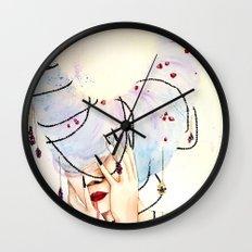 Queen of Dreams Wall Clock