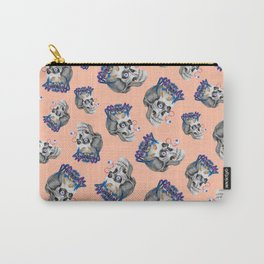 Skull Spider Carry-All Pouch