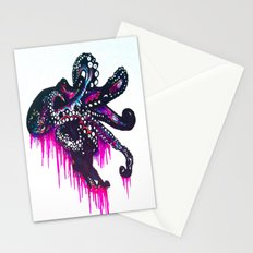 Octopie Stationery Cards