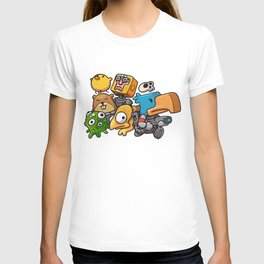 Heroes of Photonstorm T-shirt
