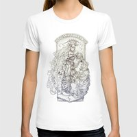 aquarius T-shirts featuring Aquarius by clayscence