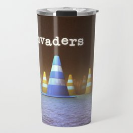 Gang of Cones  - The Invaders Travel Mug