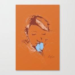 Digital Drawing #2 Canvas Print