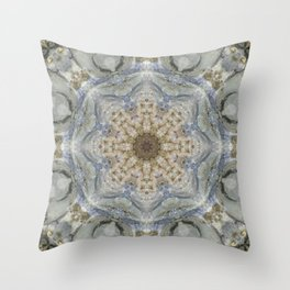 Rock Surface 1 Throw Pillow