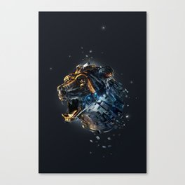 Manimals - Ursa Canvas Print