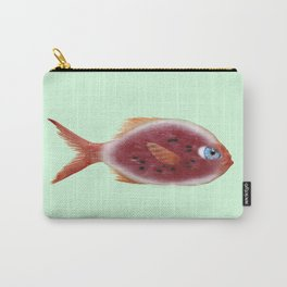 Fish watermelon Carry-All Pouch