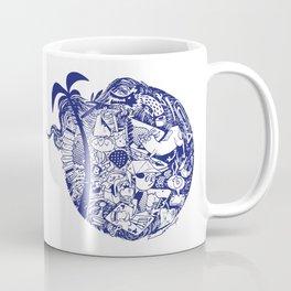 chock-full circle Coffee Mug