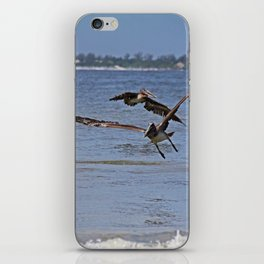 A Gentleman Undone iPhone Skin