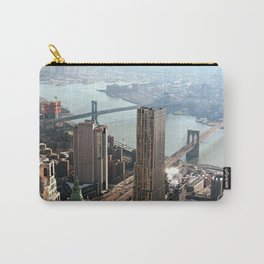 Vintage New City Carry-All Pouch