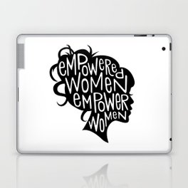 Empowered Women Empower Women Laptop & iPad Skin