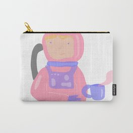 No Gravity took my coffee away Carry-All Pouch