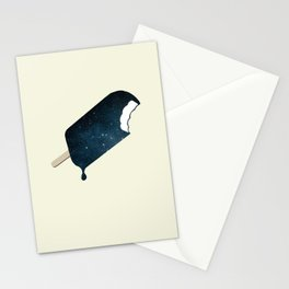 Space Melter Stationery Cards
