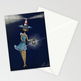 Faro - The Lighthouse Witch Stationery Cards