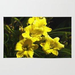 Floral Print 052 Rug