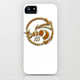 Queen Bee - The crest of Tracy Queen iPhone Case
