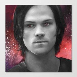 Sam Winchester - Supernatural Canvas Print