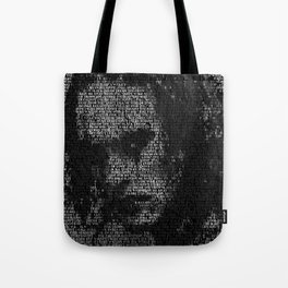 Eric Draven: The Crow Tote Bag