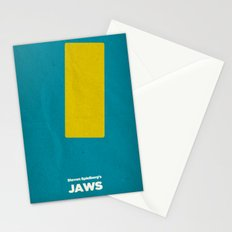 Steven Spielberg's JAWS Stationery Cards